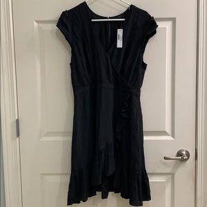 NWT J.Crew Faux Wrap Dress - 12